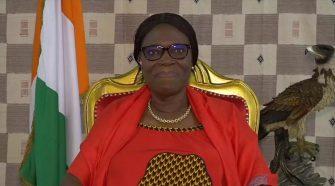 ex première dame Simone Gbagbo se fraye le chemin vers son ascension politique