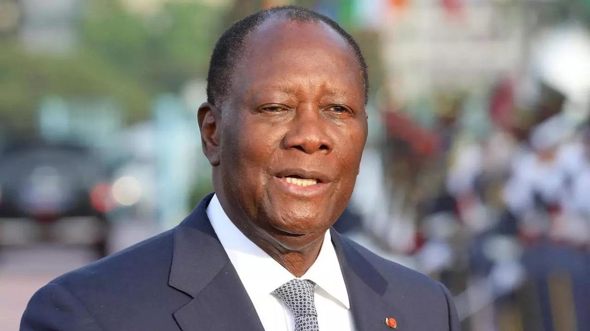 president ivoirien Ouattara Alassane
