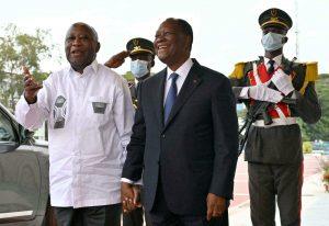 président ivoirien Ouattara Alassane1