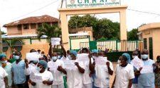 Centres hospitaliers au Togo: les activités fortement perturbées