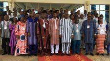dialogue politique au Burkina