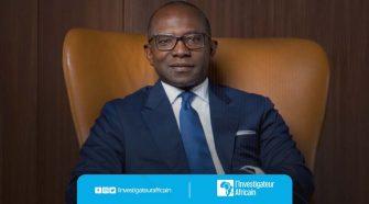 Didier Acouetey, un homme de grand impact en Afrique