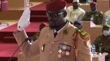 Investiture du colonel Doumbouya, le CNRD prêt à relever le défi