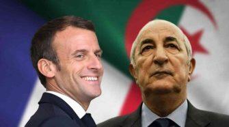 relations Algérie-France: la sèche réplique d'Alger à Macron