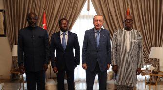 Afrique de l'ouest: Lomé, s'impose capitale diplomatique de Recep Tayyip Erdoğan